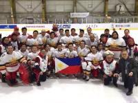 Pinoy Ice Hockey team bags Asian Winter Games Bronze
