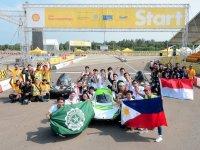 DLSU Eco Car Team wins Asian Drivers Title