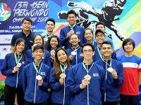 Pinoy Jins win 4 golds in ASEAN Taekwondo Tilt