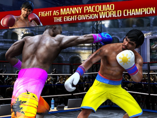 Real Boxing - Manny Pacquiao