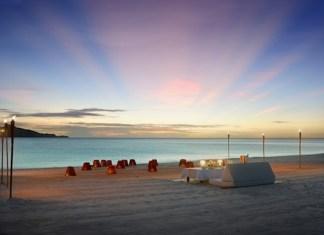 Amanpulo sunset