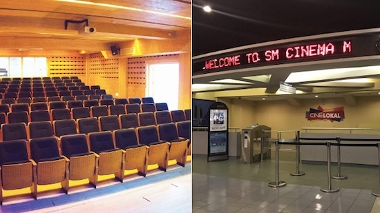 Philippine cinemas
