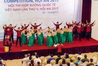La Salle Chorale Bacolod isVietnam Int'l tilt winner