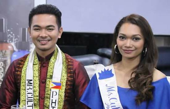 Mister & Miss Culture World 2017