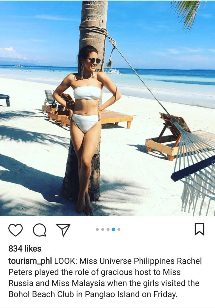 Miss Universe 2017 in Bohol