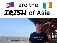 Why Filipinos are the Irish of Asia