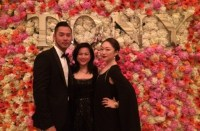 Ivie Joy Agustin floral designs Tony Awards and Time Gala in New York
