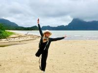 Vikings star Katheryn Winnick falls in love with Palawan and Iloilo
