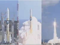 Diwata 2 PHL Microsat launch from Japan viewed live on YouTube