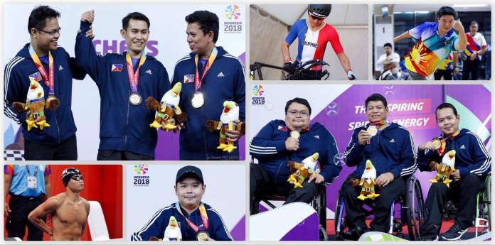 Philippines at the 2018 Asian Para Games