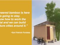 Pinoy bamboo housing project wins £50K in Cities For Our Future competition