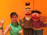 Sesame Street executive Lana Magno-Levine credits success to Filipino work ethic, bonds