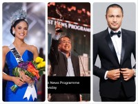 Pia Wurtzbach leads Walk of Fame inductees in Movie, TV & News, unveiling their stars Dec. 10