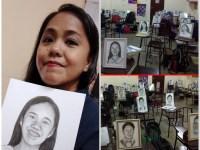 Laguna teacher's student portraits go viral, inspires netizens