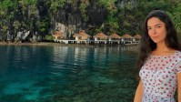 Vogue features El Nido as pristine paradise escape for Supermodel Eliana Gil Rodriguez