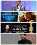 Darren Criss' Screen Actors Guild Best Actor award speech highlights using craft to create positive change