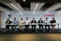 100 CityMalls nationwide collaborate with WWF Philippines for renewable energy practice
