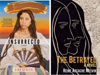 Gina Apostol, Reine Arcache Melvin's award-winning novels debut in London