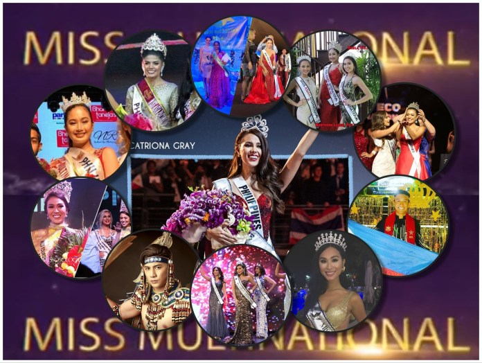 6115b86ec3f3d Filipinos successfully raised the flag in the international pageant arena  in 2018, successively winning crown after crown almost every month  beginning ...