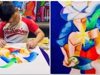 Worth Lodriga wins second 7-Star Artist Award in Junior Picasso contest