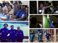 Good News Pilipinas Exclusive: UNESCO-supported Liter of Light team of Illac Diaz installs solar lamps in Africa, Brazil, Uruguay