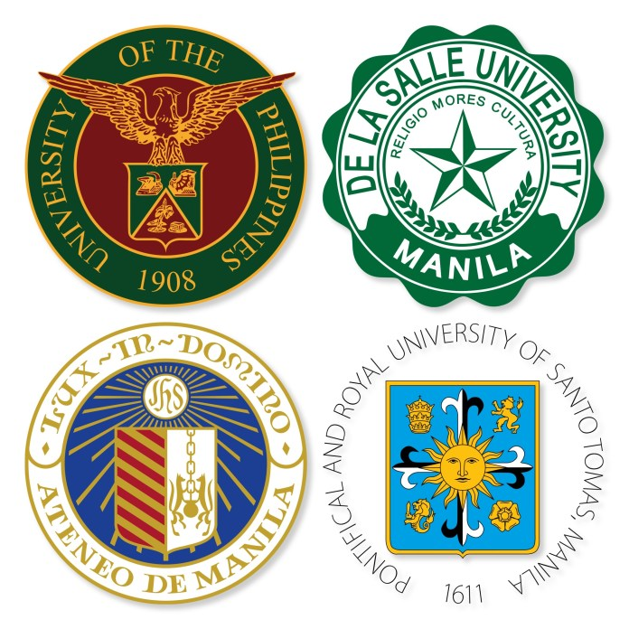 6d09809c82d Four higher education institutions in the Philippines namely, the  University of the Philippines (UP), Ateneo de Manila University, De La  Salle University ...