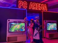 World class ESports Center for Filipino gamers opened by Globe Telecom at UP Town Center