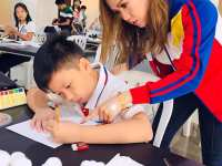 Little Picasso Worth Lodriga dedicates achievement to his mother Wendy