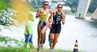 SEA Games gold medalist Kim Mangrobang wins bronze at Brasilia triathlon cup