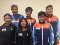 Marc Bryan Dula, Trump Christian Luistro lead Team Philippines to 21 gold medal haul in Phuket Swimming competition in Thailand