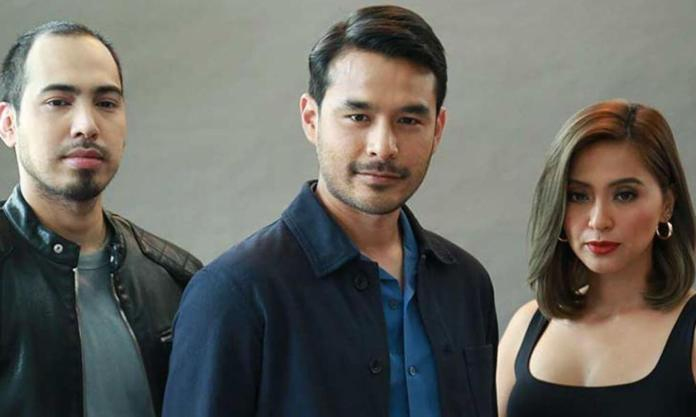 """Atom Araullo, Richard Heydarian, and Joyce Pring headline """"Stand for Truth"""" on GMA Public Affairs YouTube channel. Credits to GMA Network."""