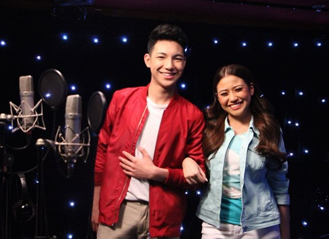Darren Espanto and Morissette sing a new version of Aladdin's theme in official Disney movie trailer.