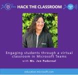 Microsoft's Hack the Classroom showcases Filipino innovator Jen Padernal