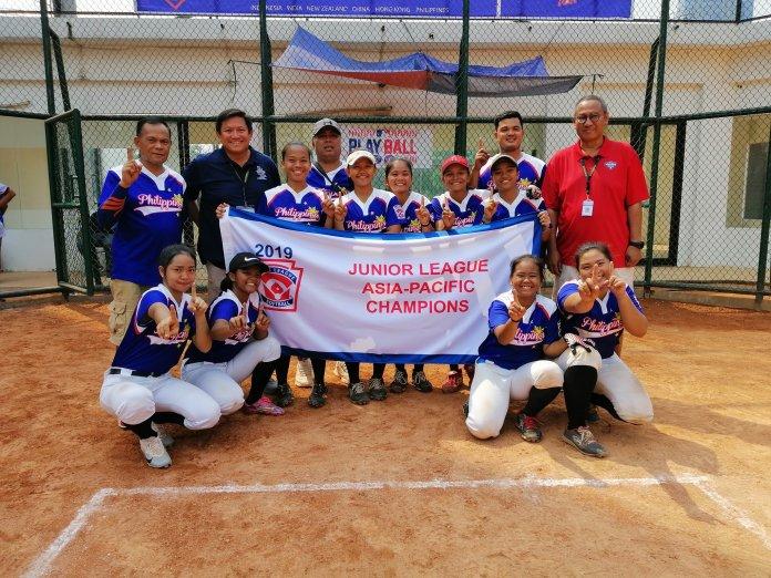Philippine Junior League Softball
