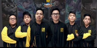 Bren Esports 2019 Mobile Legends
