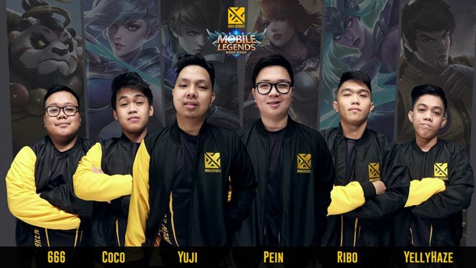 Bren Esports Mobile Legends Bang Bang Philippines