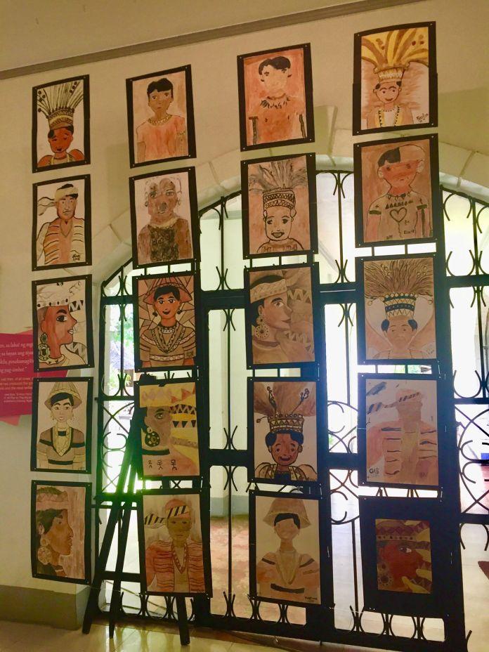 """Malikhaing Rizal"" Summer Art Workshop and Exhibits - Jose Rizal Museum"