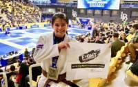 Jiu-Jitsu Meggie Ochoa snags bronze at world championships in California