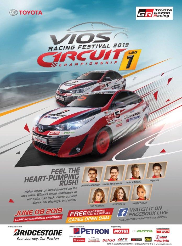 Toyota Motors Circuit Championship