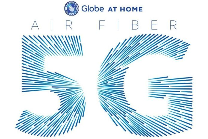 Globe Telecom 5G Service