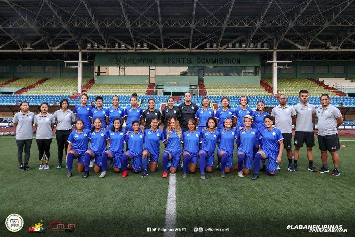 Philippine Women National Football team FIFA