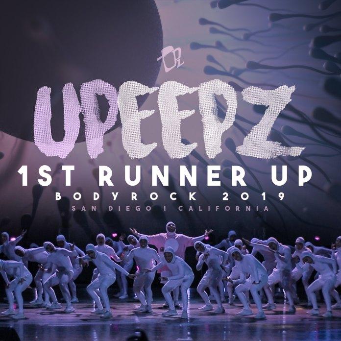 Filipino dance crew UPeepz