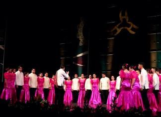 UPLB ACGP Trophy Choral Ensemble