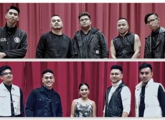 Filipino a cappella Astrafellas and ISKALA