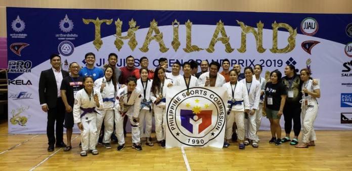 Jiu-Jitsu Team Philippines