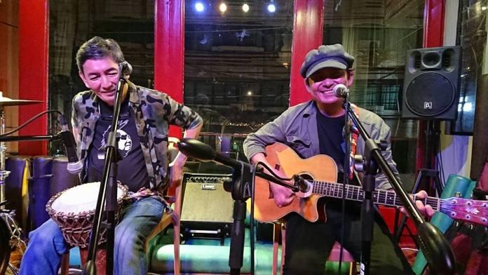 Filipino musicians the jerks