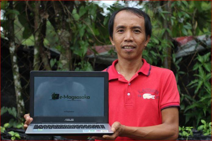 E-Magsasaka Online Portal