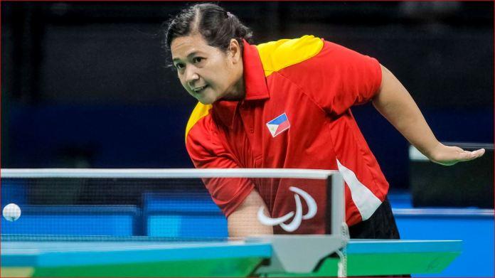 Paralympian Josephine Medina