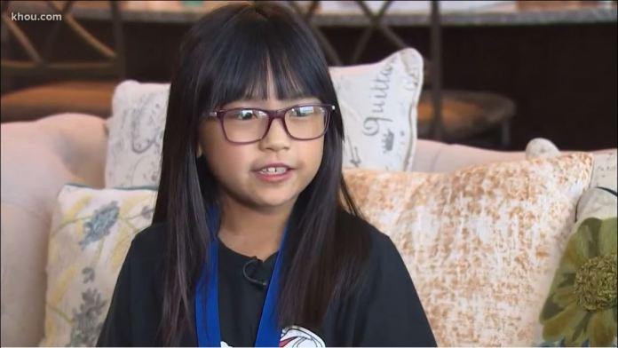 Kirsten Santos Spelling Bee