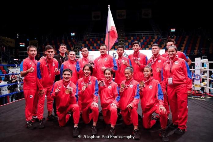 Team Bagsik Muaythai